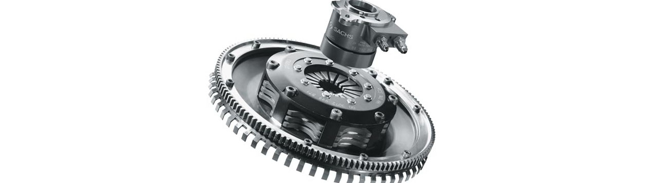 Sachs RCS 200 mm Clutch kit